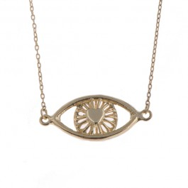 Eye Love You Necklace