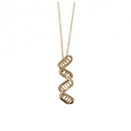 Infinity DNA Necklace