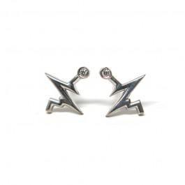 Charming Beat Diamond Earrings