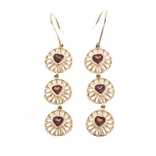 Lovestruck Pupil Dangle Earrings