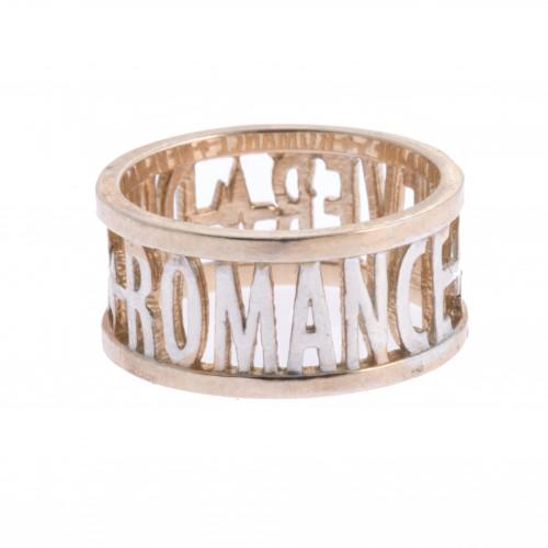 Romance Never Dies Ring