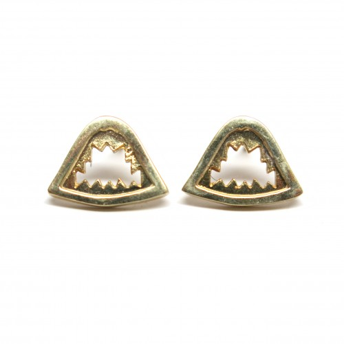 Baby Sharkbite Earrings