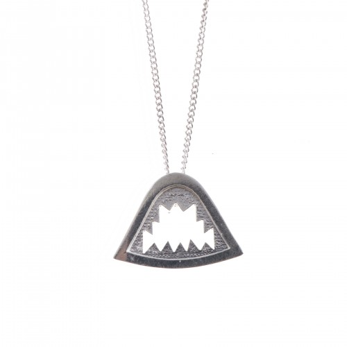 Sharkbite Necklace