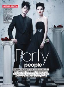 Teen Vogue April 2014